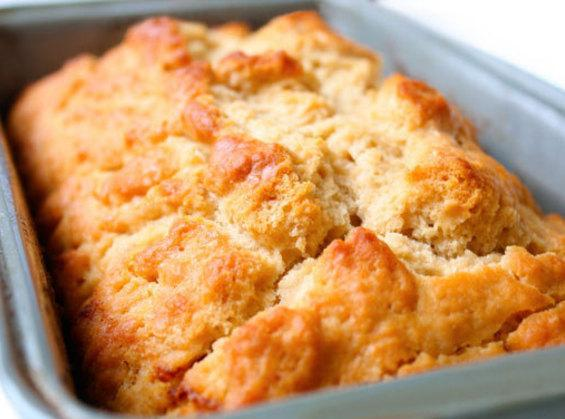Mom's Beer-battered Cheese Bread Recipe