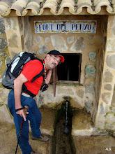 Photo: El contador del agua.