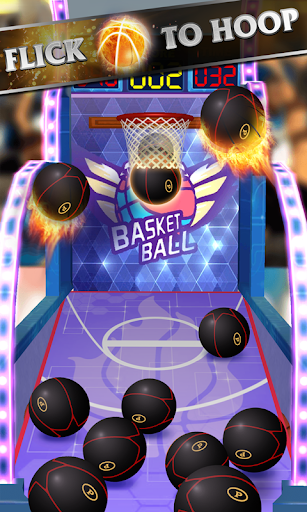 Flick Basketball - Dunk Master for PC