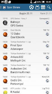 Spor Ekranı- screenshot thumbnail