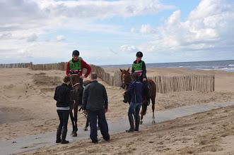Photo: Willem en Kim in de 2de ronde gegroomd in Katwijk