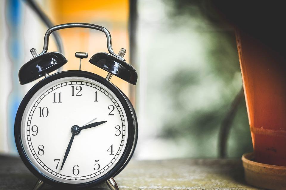 Free photo Clock Alarm Clock Bells Retro Clock Face Analog - Max Pixel