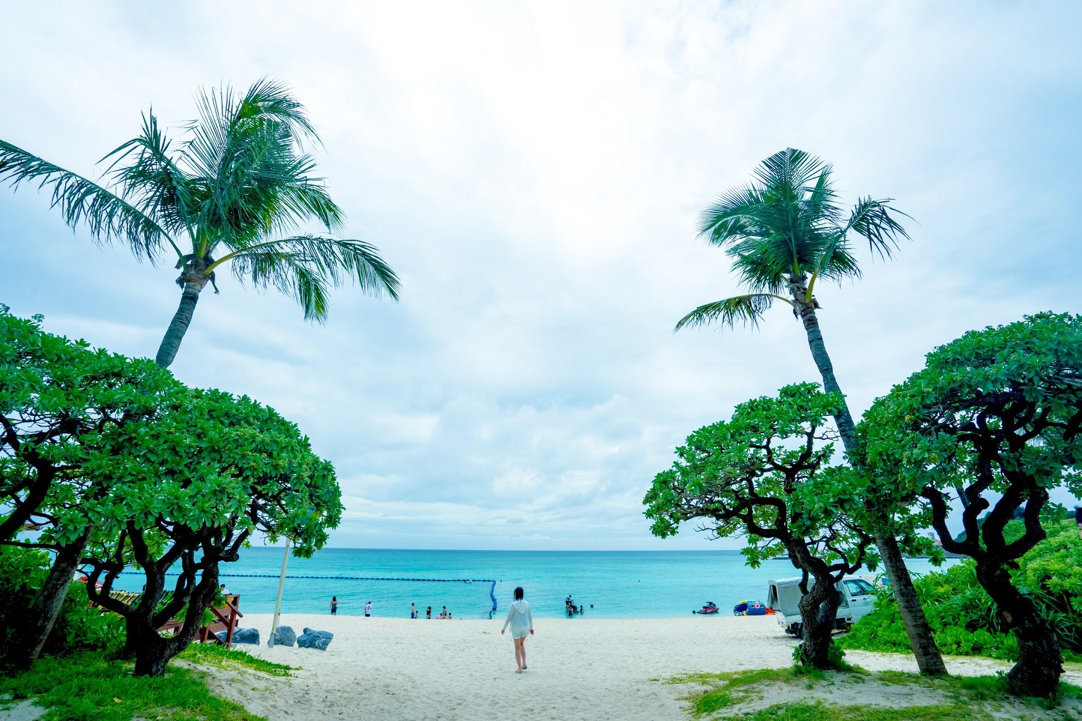 沖縄 ブセナ海中公園1