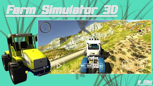Реальный Симулятор Трактора 3D