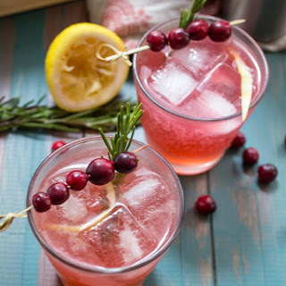 Whiskey Cranberry Cocktail Recipes