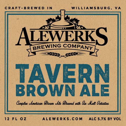 Logo of Alewerks Tavern Ale