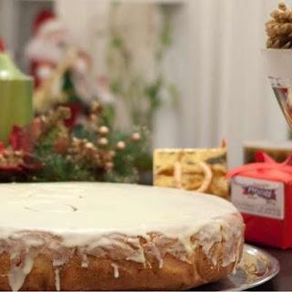 Vasilopita Cake Recipe (Greek New Year's cake).