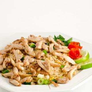 Spicy Thai Turkey Fried Rice
