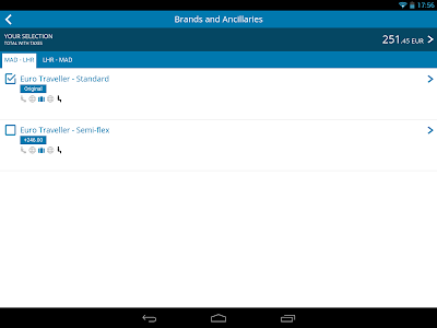 Travelport Mobile Agent screenshot 11