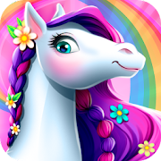 Game Tooth Fairy Horse - Caring Pony Beauty Adventure APK for Windows Phone
