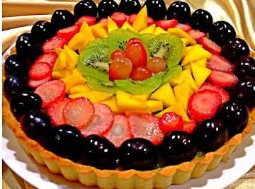Simple Fruit Tarts