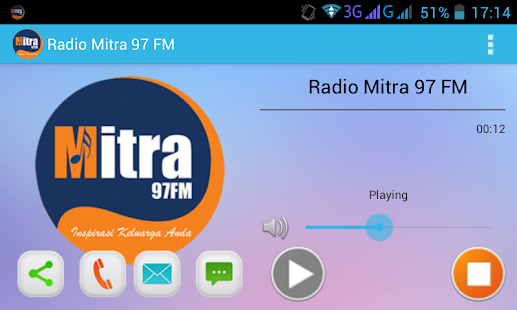Radio Mitra 97 FM- screenshot thumbnail