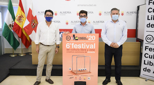 Almería Creative Commons se celebrará online los miércoles y jueves de octubre