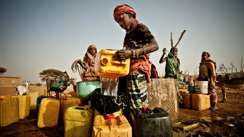 Why water NGOs need to be prepared to handle conflict