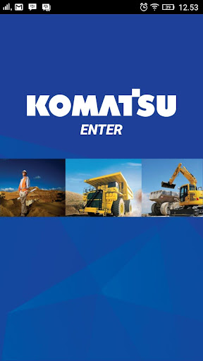 Komatsu E-Catalogue for PC