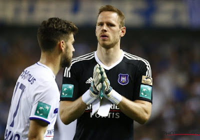Sels pas encore près de revenir à Anderlecht