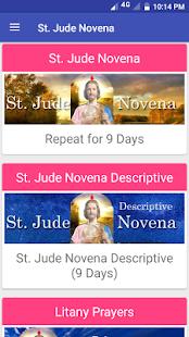 St. Jude Novena - náhled