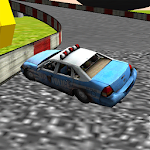 Stunt Racer - Car Village Icon