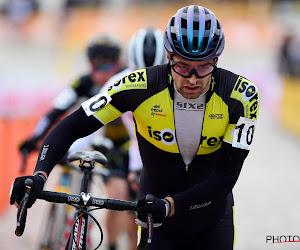Bosmans geschorst na dopingcontrole bij Belgisch Kampioenschap