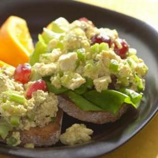 Curried Tofu Salad.