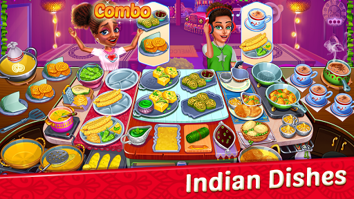 Crazy My Cafe Shop Star - Chef Cooking Games 2020 screenshots 8