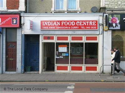 Indian Food Centre On Gloucester Road Take Away Food Shops