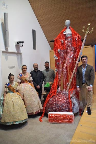 Inauguración de la Exposición del Ninot
