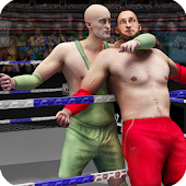 Real Tag Team Wrestling Revolution 2018 Fighters