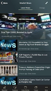 ADS Securities OREX Mobile- screenshot thumbnail