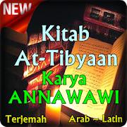 Kitab Terjemah At Tibyan Karya Nawawi Al bantani.
