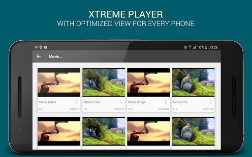 XPlayer HD Media Player  screenshots 10