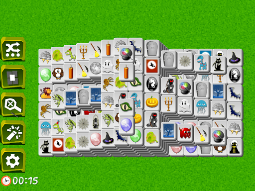 Mahjong Spooky - Monster & Halloween Tilesud83dudc7bud83dudc80ud83dude08 modavailable screenshots 15