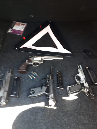 Suspects sought in three provinces nabbed in Karoo town