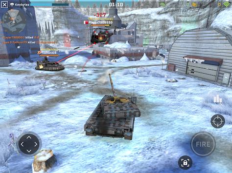 Massive Warfare: Aftermath (Unreleased) apk screenshot