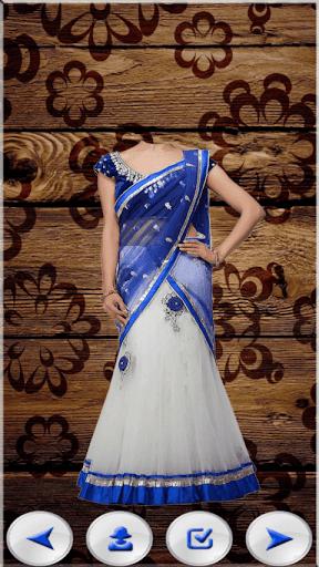 Women Chaniya Choli Photo Suit