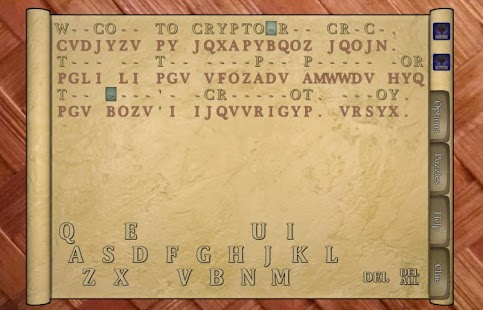 Cryptogram Crack- screenshot thumbnail