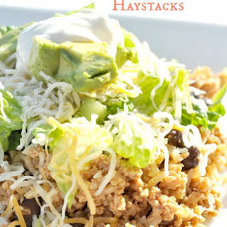 Easy Meal Prep Guilt Free Mexican Haystacks.