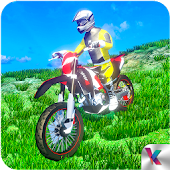 Offroad Dirt Bike Stunts