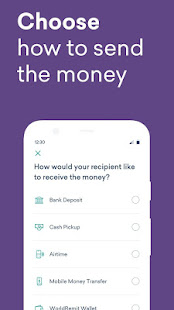 Worldremit Money Transfer Send