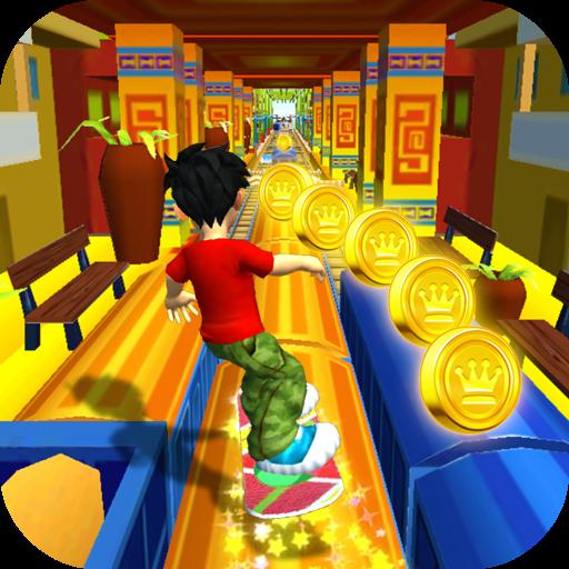 Run Subway Hoverboard 2017 (game)