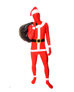 Morphsuit, tomte