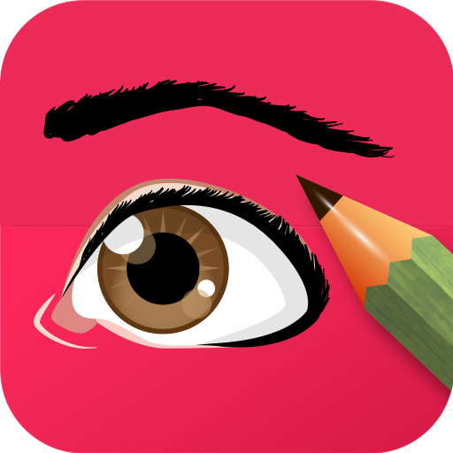 Draw Eyes Step By Step 遊戲 App LOGO-硬是要APP