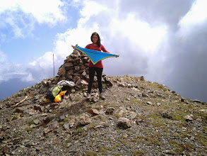 Photo: La Nora al Pic de lo Pinetó (2.648m)