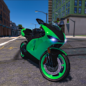 Motorcycle Driving Zone icon