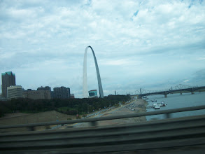 Photo: On I-55 from IL to MO
