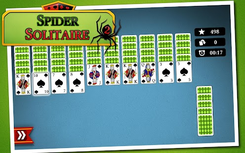 Spider Solitaire 2- screenshot thumbnail