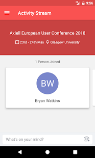 Axiell EU User Conference - náhled