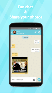 Chat-In Instant Messenger- screenshot thumbnail