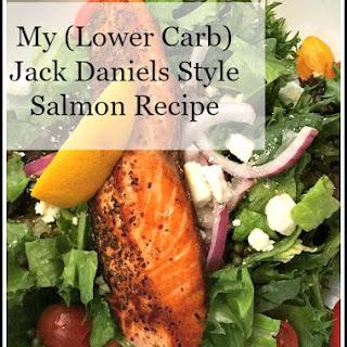 Jack Daniels Style Salmon