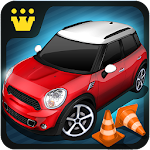 Car Driving & Parking School Icon